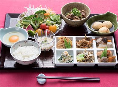 日本の心「ご飯」にこだわった朝食